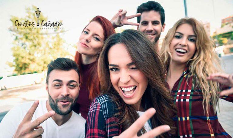 Despedida de soltero mixta conjunta en Santander