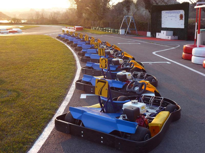 Carreras de Karts en Cantabria