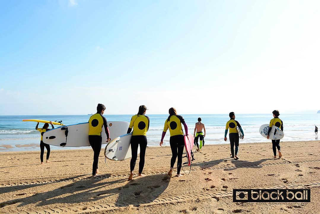 Black Ball Surf Santander