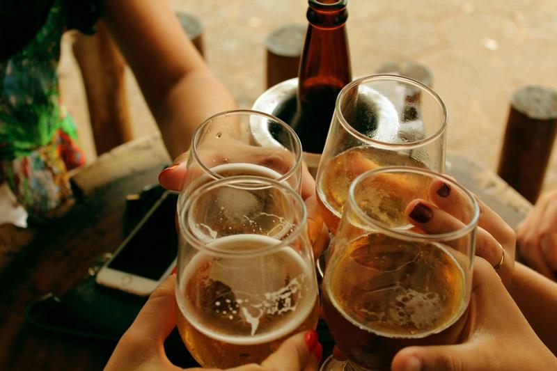 Cata de cervezas en Santander