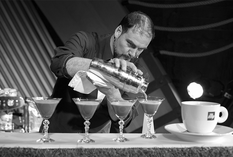 David Gallardo Cocktails