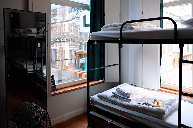 Hostel en Santander